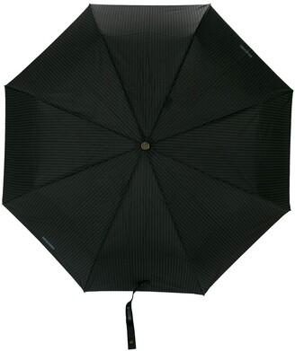 Moschino Pinstripe Umbrella