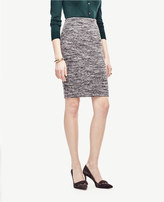 Ann Taylor Bonded Knit Pencil Skirt