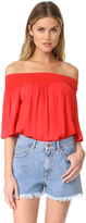 BB Dakota Jack by Lin Off Shoulder Top