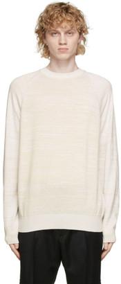 HUGO BOSS Beige Sadreno Sweater