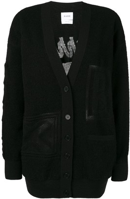 Barrie Classic Fitted Cardigan