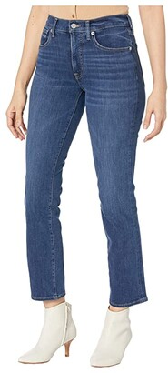 Lucky Brand Bridgette Straight Jeans in Bloom (Bloom) Women's Jeans