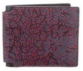 Lanvin Leather Bifold Wallet