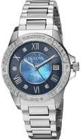 Bulova Marine Star Diamonds - 96R215 Watches