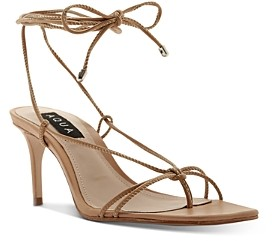 Aqua Women's Dirlene High-Heel Strappy Sandals - 100% Exclusive