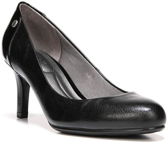 LifeStride Lively Covered Heel Pump