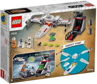 Lego Star Wars 75235X-Wing Starfighter Trench Run