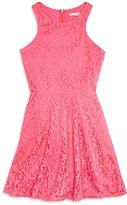 Sally Miller Girls' Remi Lace Dress