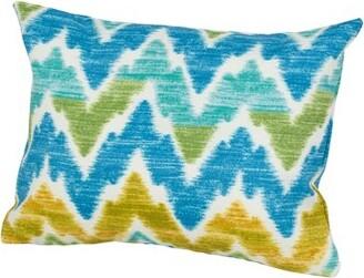 Rennie & Rose Design Group Tiago Indoor/Outdoor Lumbar Pillow & Rose Design Group