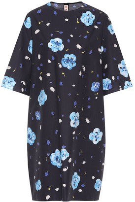 Marni Floral cotton dress