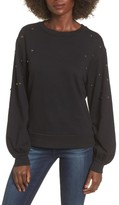 Ten Sixty Sherman Women's Studded Bell Sleeve Pullover