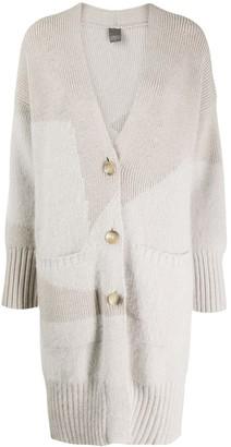 Lorena Antoniazzi Long Knitted Cardigan