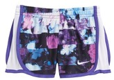 Nike Infant Girl's Tempo Dry Shorts
