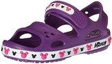 Crocs Crocband II Mickey PS Sandal (Toddler/Little Kid)