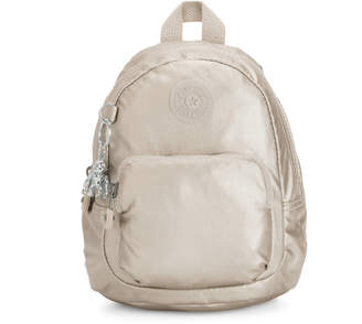 Kipling Glayla Convertible Metallic Mini Backpack