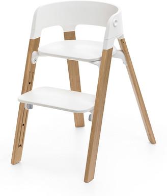 Stokke Steps Chair Legs, Oak Natural