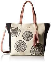 Desigual Women's Bols_oporto Alma U Shoulder Handbag