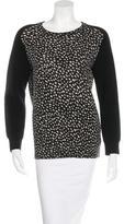 Tory Burch Wool Printed Sweater