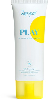 Supergoop! PLAY 100% Mineral Lotion SPF 50 Sunscreen