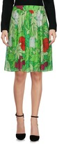 Moschino Cheap & Chic MOSCHINO CHEAP AND CHIC Knee length skirts - Item 35333445