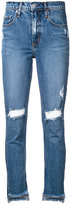 Nobody Denim - True Jean Step Up - women - Cotton/Elastodiene - 24