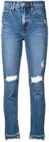 Nobody Denim - True Jean Step Up - women - Cotton/Elastodiene - 26