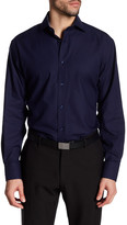 Thomas Dean Woven Long Sleeve Shirt