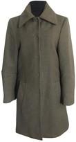 Ann Demeulemeester Grey Wool Coat for Women