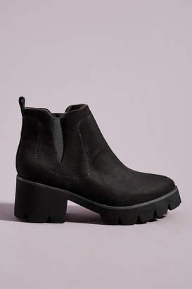 BC Footwear Platform Ankle Boots