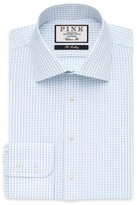 Thomas Pink Tobias Check Dress Shirt - Bloomingdale's Classic Fit