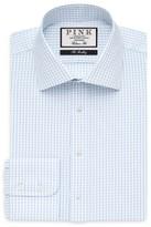 Thomas Pink Tobias Check Dress Shirt - Bloomingdale's Classic Fit