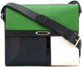 Lanvin Sac de Ville shoulder bag - women - Cotton/Calf Leather - One Size