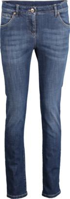 Brunello Cucinelli Garment Dyed 5-Pocket Jean