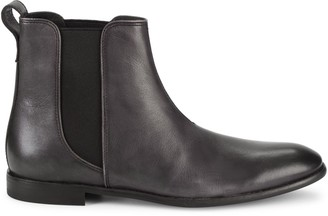 John Varvatos Star Leather Chelsea Boots