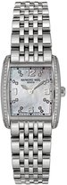 Raymond Weil Women's 5976-STS-05927 Don Giovanni Diamond Accented Stainless Steel Watch