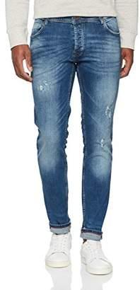 Solid !Solid Men's 6186146 Slim Jeans - Blue - W30/L30