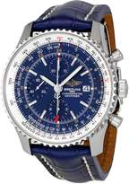 Breitling Men's A2432212/C651BLCD Navimeter World Chronograph Dial Watch