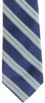Michael Kors Silk Striped Tie