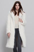 UNREAL FUR Dela Cream Coat