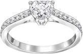 Swarovski Attract Heart Ring
