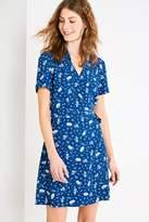 Jack Wills Chesham Floral Wrap Dress