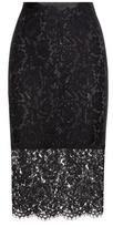Diane von Furstenberg Glimmer Lace Skirt