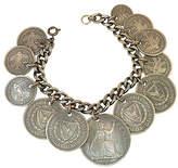 One Kings Lane Vintage 1960s Cyprus Coin Bracelet