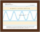 Naturepedic Organic Cotton Lightweight Classic 2-Stage Crib Mattress