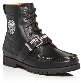 Polo Ralph Lauren Men's Ranger Leather Boots