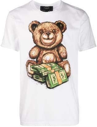 Dom Rebel DOMREBEL Teddy print T-shirt