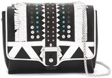 Paula Cademartori 'Alice' crossbody bag - women - Calf Leather/Suede - One Size