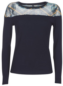 Smash Wear BUAYA women's Long Sleeve T-shirt in Blue