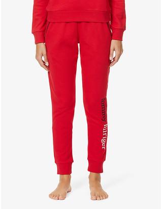 Tommy Hilfiger Tommy Remix cotton-blend pyjama trousers