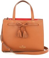 Kate Spade Hayes Street Collection Small Isobel Tasseled Bow Satchel